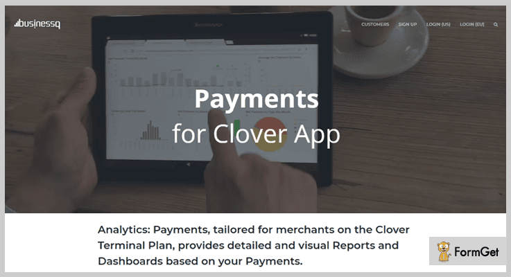 Top Payment Processing Analytics Tool To Reduce Churn by BusinessQ Solution