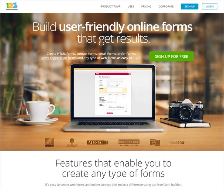 123contact-form-Best-Software-To-Create-Forms
