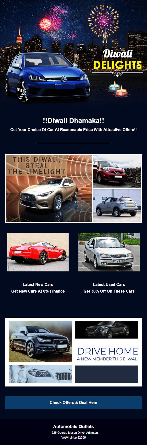 Automobile content image