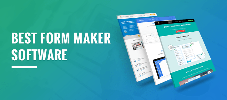 Best Form Maker Software
