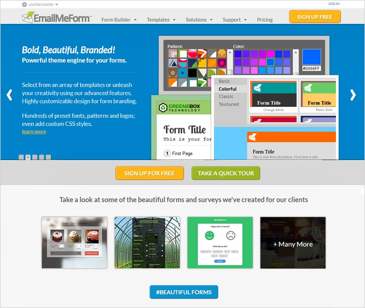 Emailmeform Best Form Maker Software