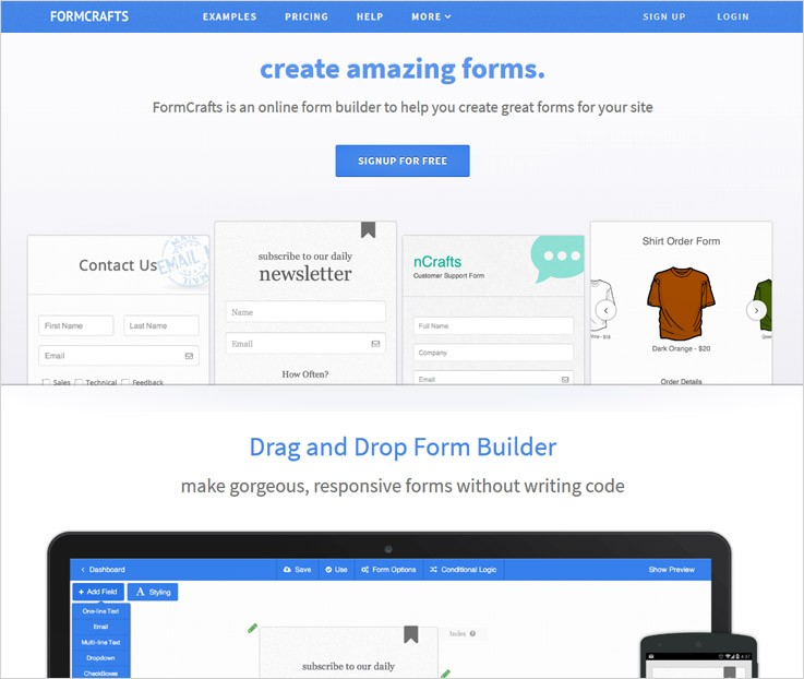 Formcraft Best Form Maker Software