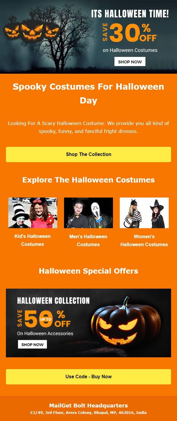 Halloween Costume Content Image