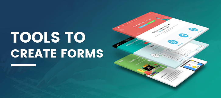5 Tools To Create Forms [Sell eCommerce Products & Services]