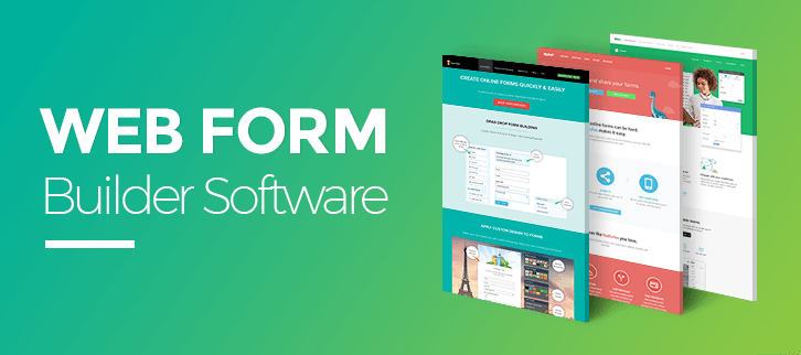 5 Web Form Builder Software For Online Payment Collection