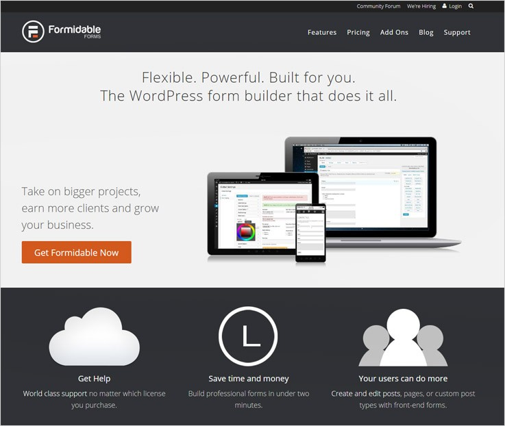 formidableforms Best Form Maker Software