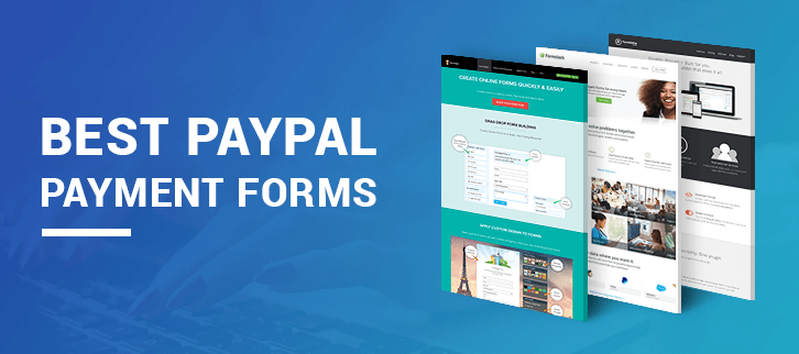 5+ PayPal Payment Forms [Receive One-Time & Recurring Payments]