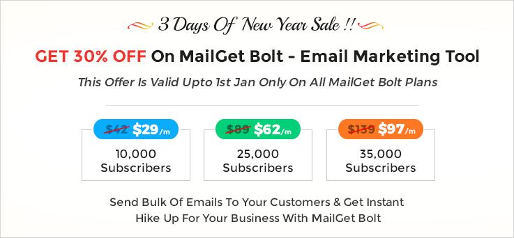 MailGet Offer