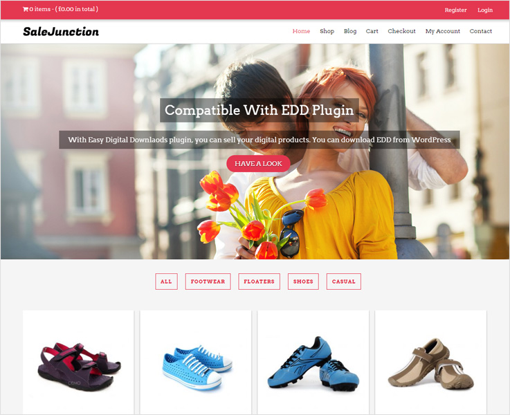 sale junction wp theme