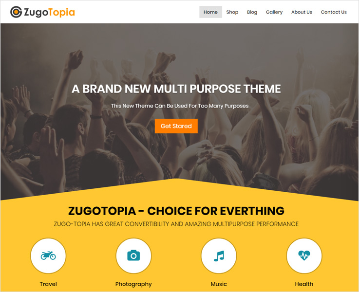 best ecommerce wp theme
