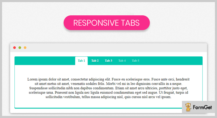 Responsive Tabs Accordion Plugins
