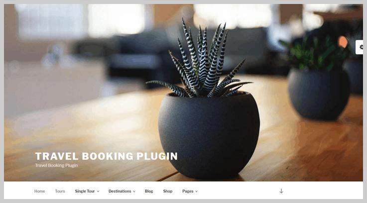 Travel Booking - Best Travel Agency WordPress plugin