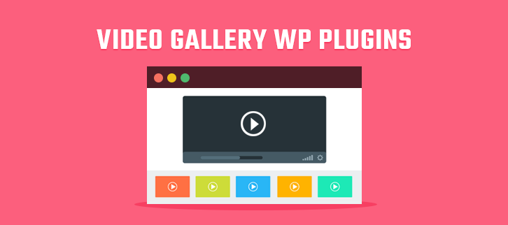 video gallery WordPress plugins