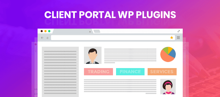 Client Portal WordPress Plugins