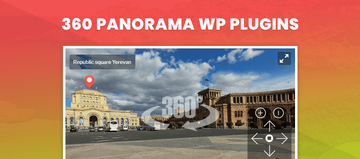 7 Best 360 Panorama WordPress Plugins 2019 | FormGet