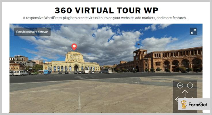 360 Virtual Tour WP