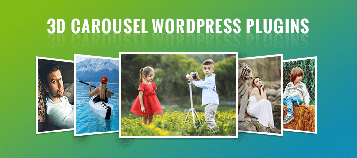 3d Carousel WordPress Plugins