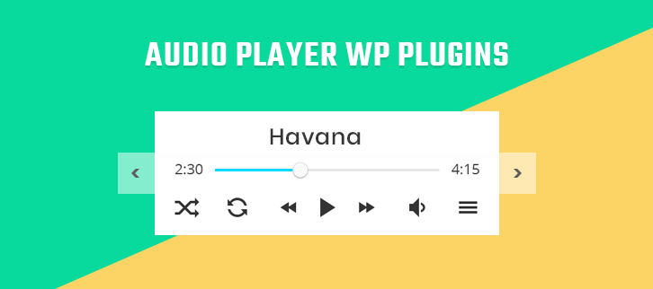 audio player wordpress plugins