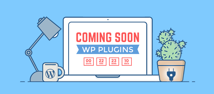 7+ Best Coming Soon WordPress Plugins 2019 (Free and Paid)
