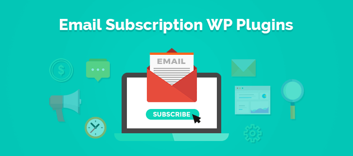 Best Email Subscription WordPress Plugins