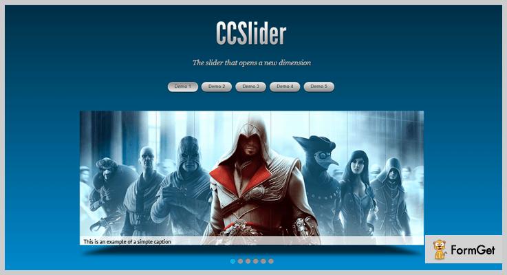 CCSlider