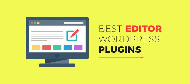 Editor WordPress Plugins
