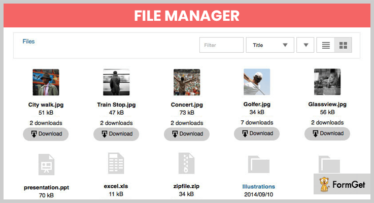 File Manager WordPress Plugins