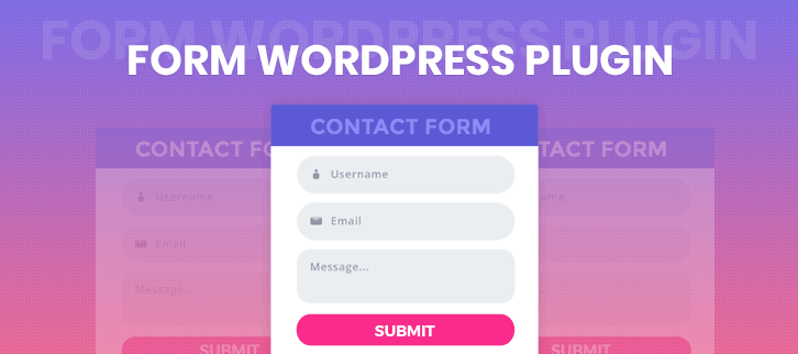 7+ Best Form WordPress Plugins 2018 (Free and Paid)
