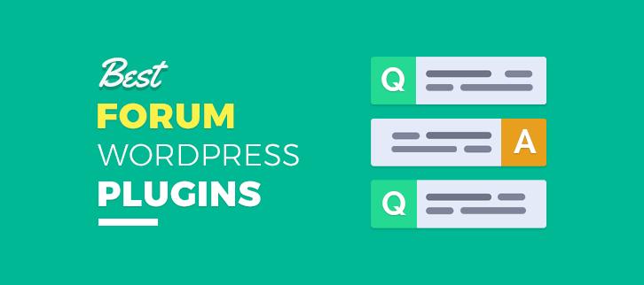 7+ Best Forum WordPress Plugins 2018 (Free & Paid)