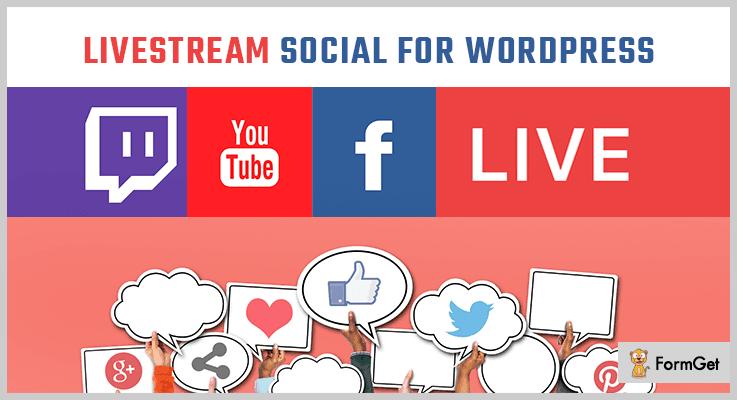 Live Streaming WordPress Plugins