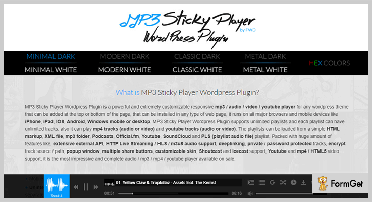 mp3-sticky-player-podcast-wordpress-plgins