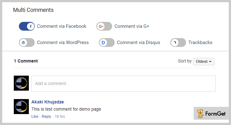 7 Best Comments Wordpress Plugins Free And Paid Formget