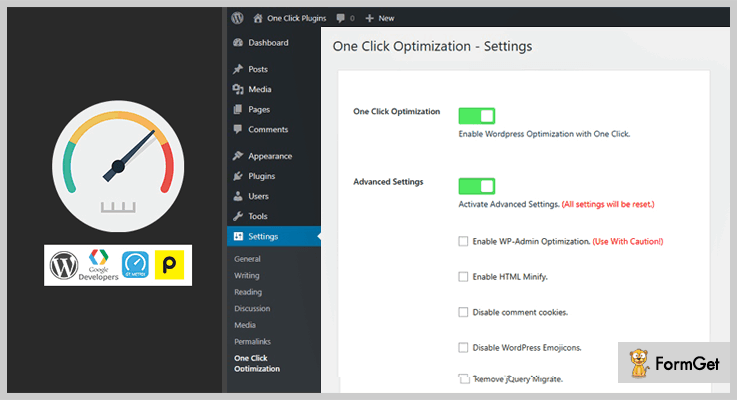 One Click Optimization