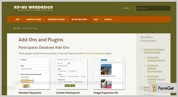 participants-database-volunteer-management-wordpress-plugins