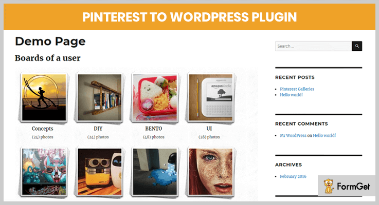 Pinterest-to-Wordpress