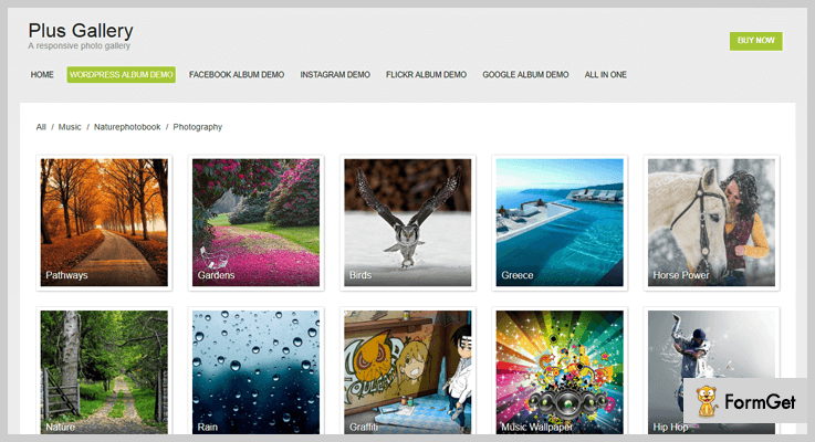 plus-gallery-Google Photos WordPress Plugins