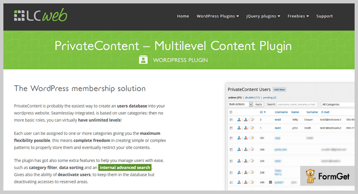 privatecontent-user-access-manager-wordpress-plugins