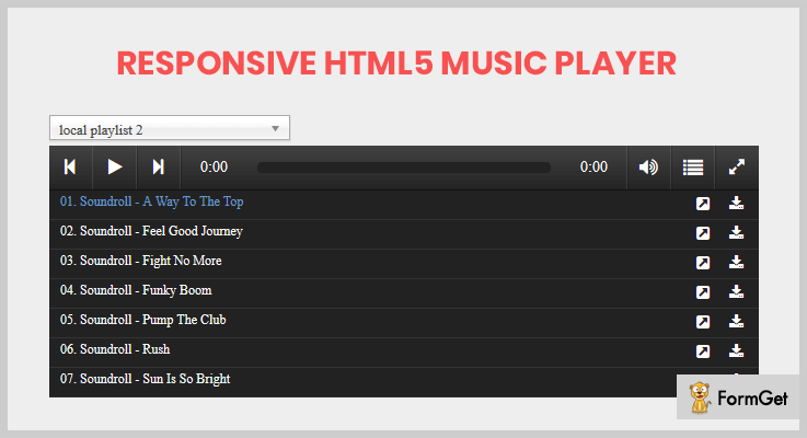 html5- Podcast WordPress Plugins