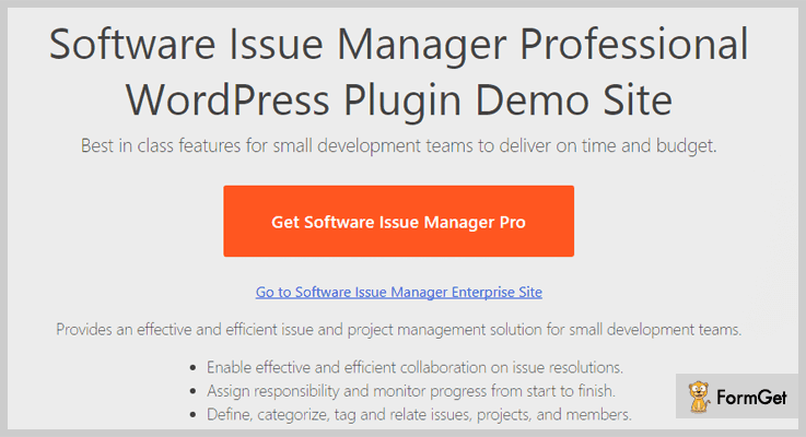 Software Issue Manager Bug Tracker WordPress Plugins