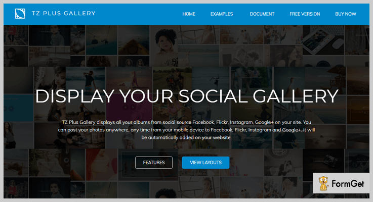 tz-plus-gallery-google-photos-wordpress-plugins