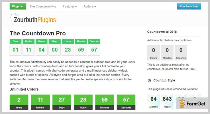 the-Countdown-pro-countdown-wordpress-plugins