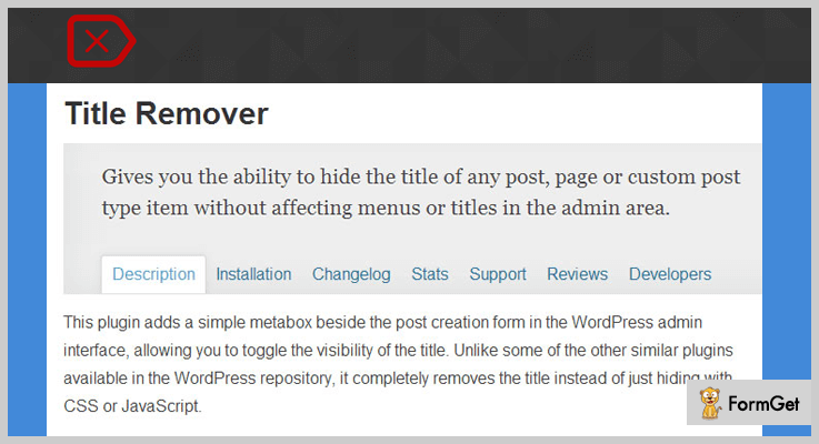 Title Remover
