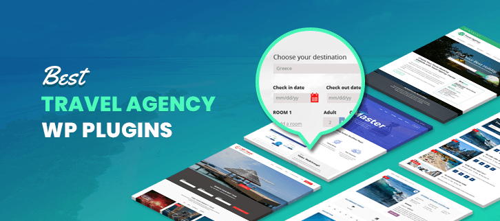 Travel Agency WordPress Plugins