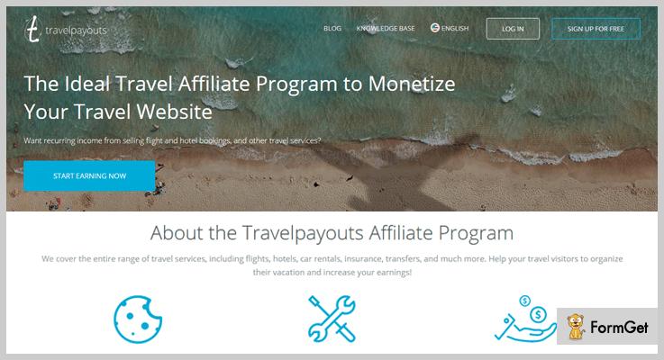 Travelpayouts Travel Agency WordPress Plugin