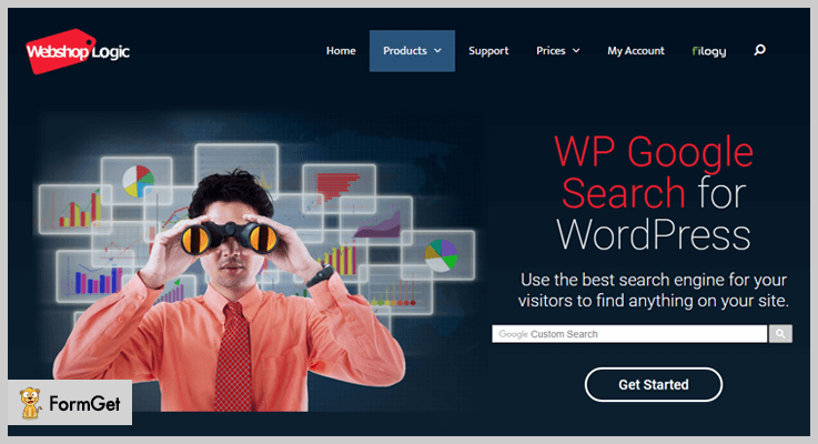 wp-google-search WordPress plugins