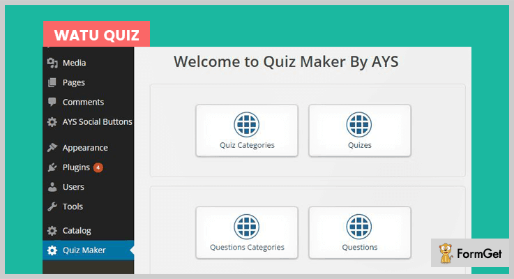WP Quiz Maker