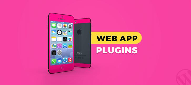 WordPress Web App Plugins