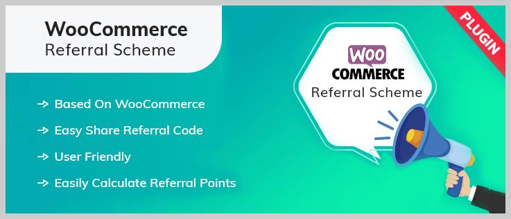 WooCommerce Referral Scheme - Refer a friend plugin
