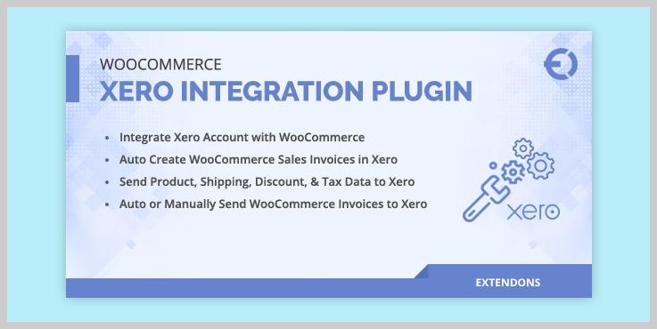 WooCommerce Xero Integration Plugin - Accounting WordPress Plugins