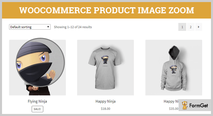WooCommerce Product Image Zoom